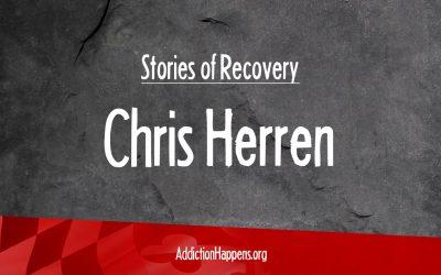 Stories of Recovery – Chris Herren