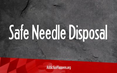 Safe Needle Disposal Locations